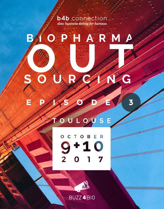 biopharma out sourcing episode 3 Toulouse