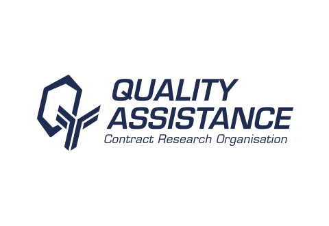 Quality assistance logo