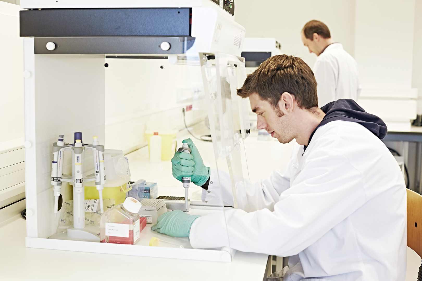 Quality Assistance job scientist biomolecules analysis careers