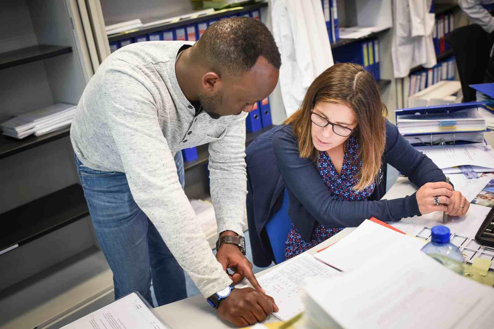Quality Assistance job technical leader team leader laboratory