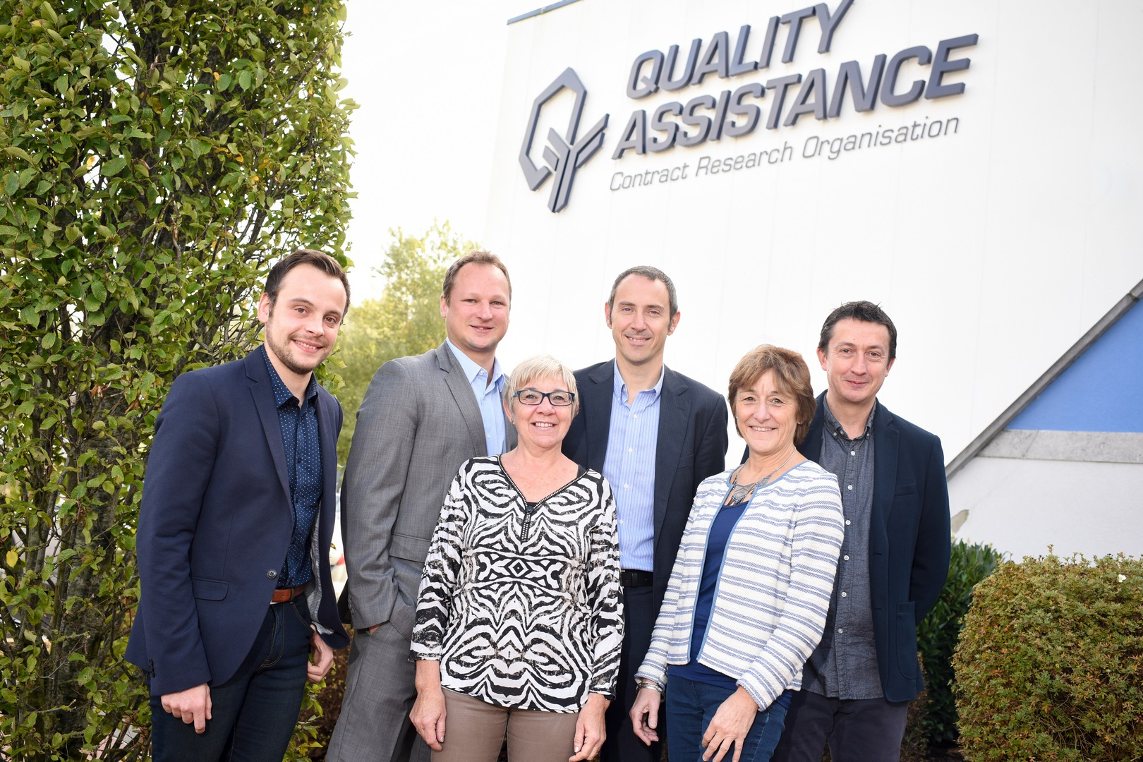 Quality Assistance Business Development