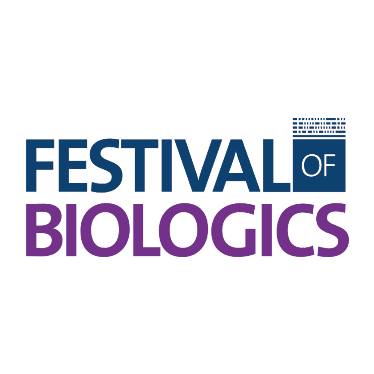 Festival of biologics logo
