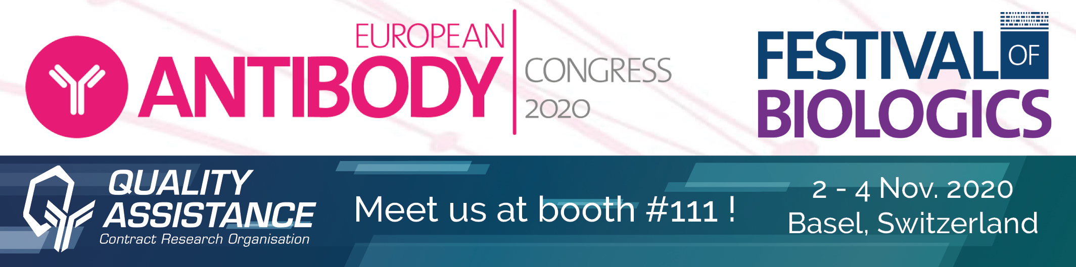 european antibody congress festival of biologics banner