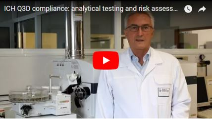 Quality Assistance Elemental Impurities Philippe De Raeve ICHQ3D