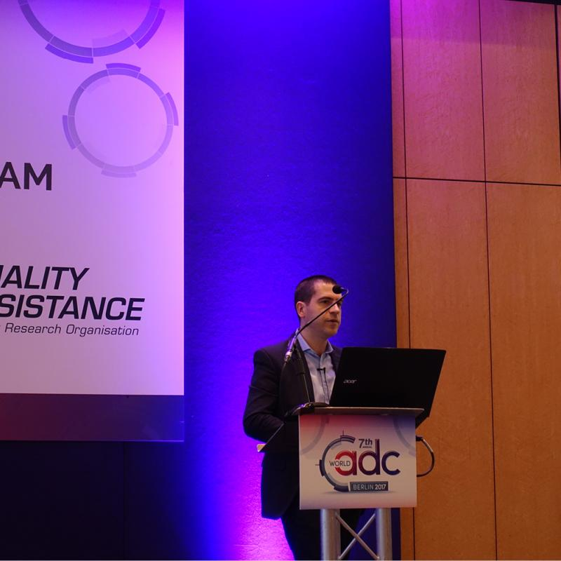 Quality Assistance events arnaud delobel world adc