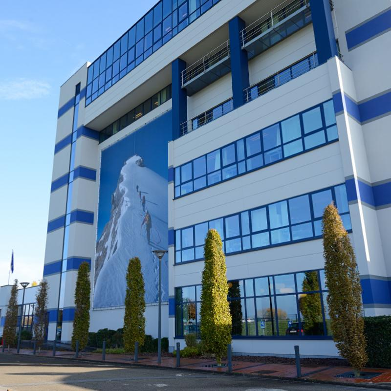 Quality Assistance Building